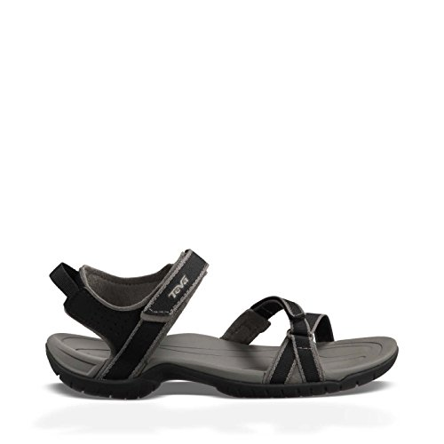 Sandals Teva blk Women Black Verra 1gr1EqZ