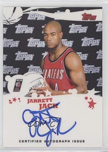 (Jarrett Jack (Basketball Card) 2005-06 Topps - Rookie Photos Shoot Autographs #RSA-JJ)
