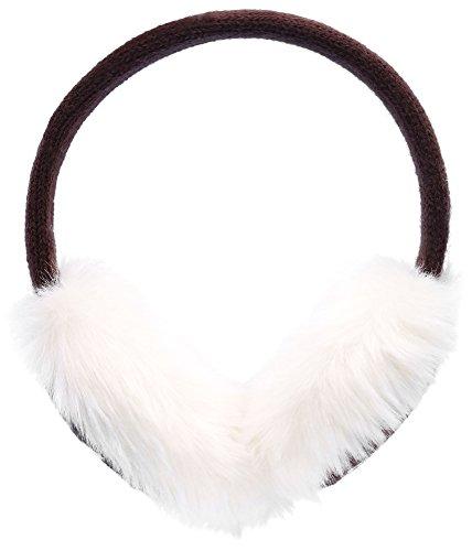 Simplicity Dear Women's Knitted Faux Fur Plush Ear