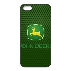 SANLSI John Deere logo Case Cover For iPhone 5S Case