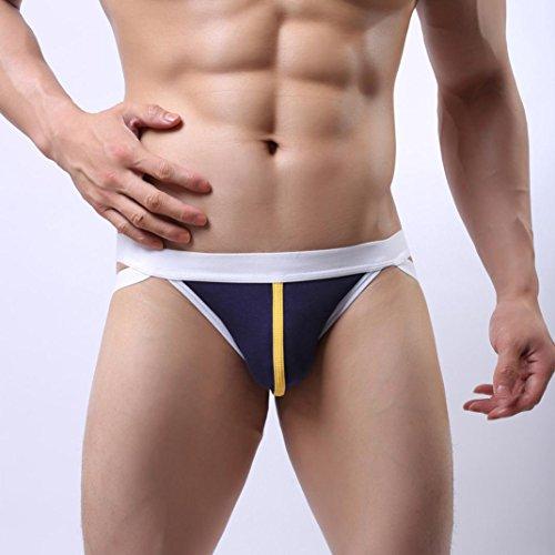 Fortan_underwear - Body - para mujer azul oscuro