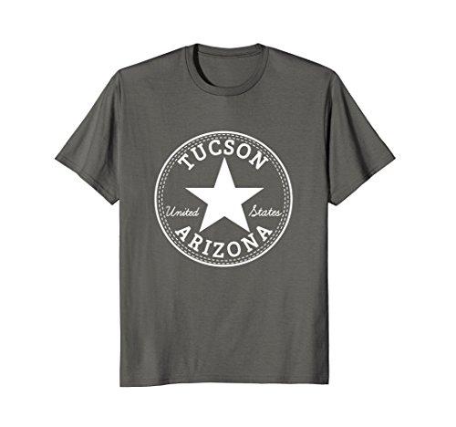 Mens Tucson Arizona Teeshirt United States USA TeeShirt Medium - Men Tucson Men For