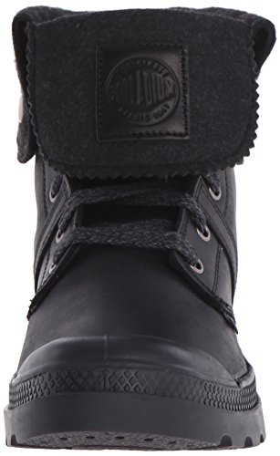 Men's 2 BGY Palladium Black Combat Boot Pallabrouse Plus zdwwHa
