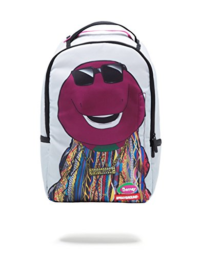 SprayGround- Biggie Barney Backpack