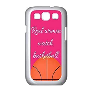 Basketball DIY Cell Phone Case for Samsung Galaxy S3 I9300 LMc-92221 at LaiMc
