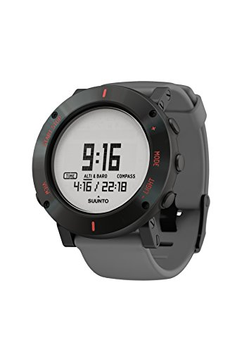 Suunto Core (Crush Gray and Replacement Battery Bundle)