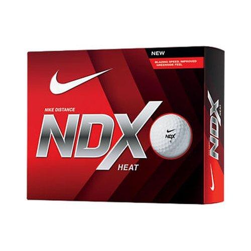 Nike Golf NDX Heat Golf Balls (12 Golf Balls)