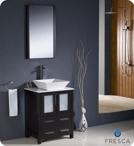 Fresca Bath FVN6224ES-VSL Torino 24
