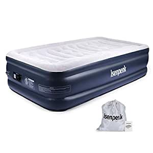 Wa-Very Air Mattress - Bomba de Aire para Cama Individual ...