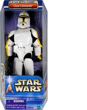 Star Wars Yellow Clone - Star Wars: Episode 2 > Clone Trooper (Yellow) 12