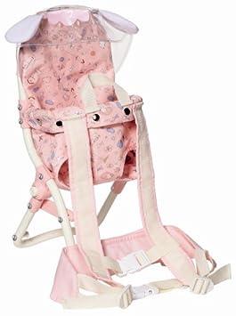 ZAPF CREATION - JOUET - BABY ANNABELL- Porte bébé - Porte poupée pour  randonnée ou 9bf5ad331f5