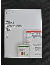Office 2019 Professional Plus DVD box