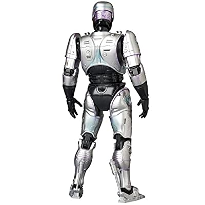 Medicom Robocop Maf Ex Action Figure, Gray, Standard: Toys & Games