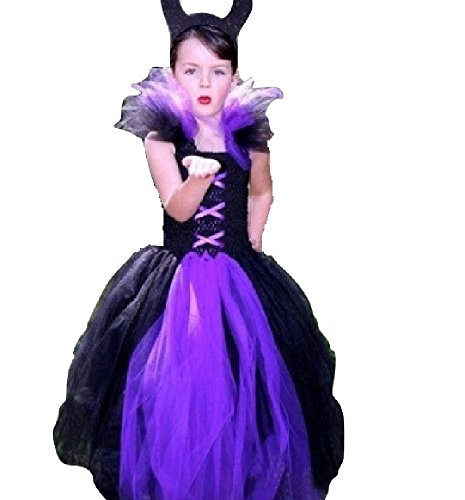 Evil Queen Magnificent Tutu Dress/Headwear from Chunks of