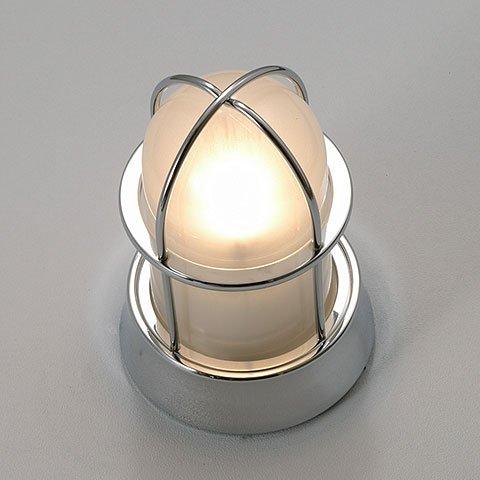 照明 エクステリアライトLED仕様 シルバー(銀) BH1000 CR FR LE B019XIAGTE 23004 BH1000 銀色塗装くもりガラス BH1000 銀色塗装くもりガラス