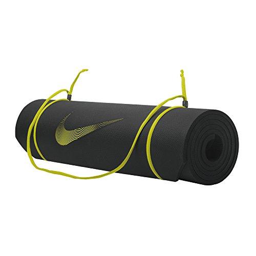 Nike Training Yoga Exercise Mat (Black/Volt)