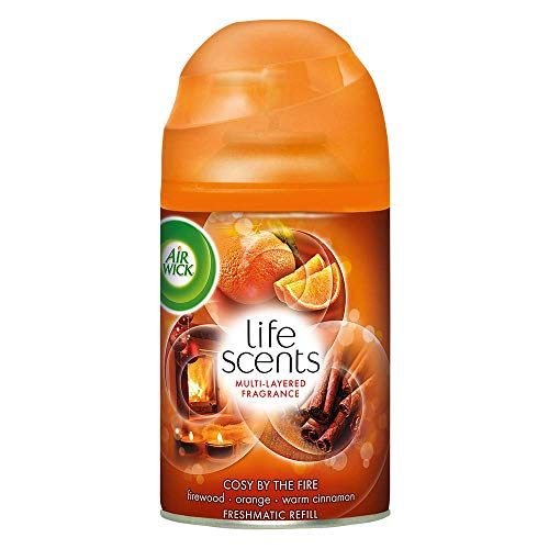 Airwick Freshmatic Refill Life Scents Cosy by the Fire – 250 ml
