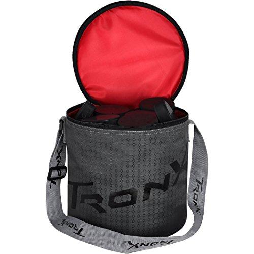 TronX Hockey Puck Bag