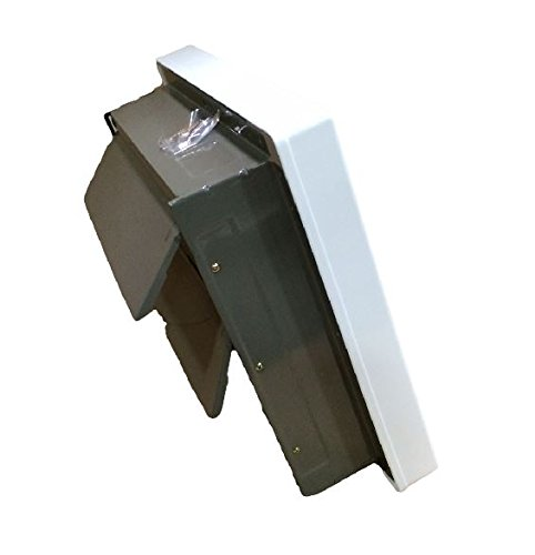 Barn Exhaust Fans : Professional grade products shutter exhaust fan