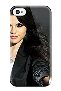 Ryan Knowlton Johnson's Shop 1764896K66715740 Flexible Tpu Back Case Cover For Iphone 4/4s - Selena Gomez 41