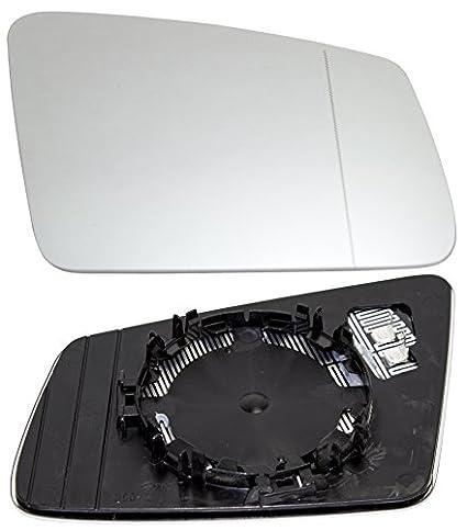 TarosTrade 57-0223-R-50912 Cristal De Retrovisor Calefactable Lado Derecha: Amazon.es: Coche y moto