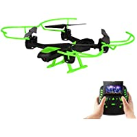 4CH 6-Axis RC Quadcopter 360 Flips, One Key Return, Headless Mode, Auto Hover, 5.8G FPV, 6-Axis Gyro