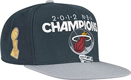 954078b2c0d23 Amazon.com   NBA Miami Heat Official 2012 NBA Champions Locker Room ...