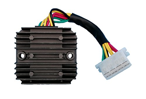 Gl1100 Honda Interstate - Tuzliufi Replace Voltage Regulator Rectifier Honda GL1000 GL1100 Gold Wing 1980 1981 1982 1983 Gl1200 Goldwing Aspencade Interstate 1984 1985 1986 1987 Replace 31600-MG9-010 31600-463-008 New Z32