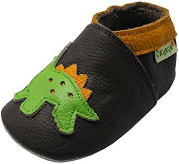 Sayoyo Dinosaurs Leather Infant Toddler product image