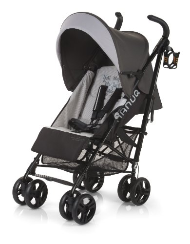 Jan Nanuq Lightweight Stroller – Shadow