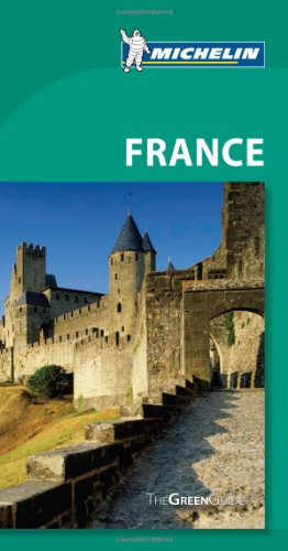 Michelin Green Guide France, 7e (Green Guide/Michelin)