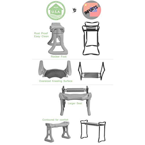 Gardening Stools For Seniors Graying With Grace