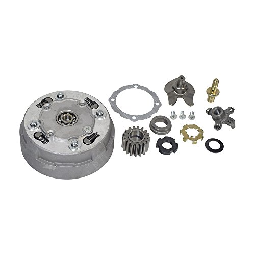 AlveyTech 17-Tooth Clutch Assembly for Semi-Automatic 50cc - 110cc -