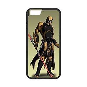 Mandalorian Star Wars Vector5 iPhone 6 Plus 5.5 Inch Cell Phone Case Black persent xxy002_6044264
