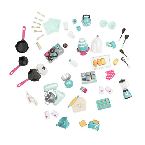 Lori Doll Mix   Bake Accessory Set
