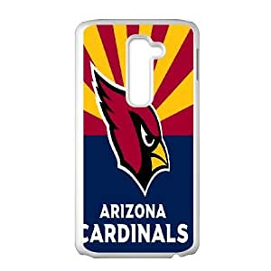 LG G2 Phone Case Sports NFL Arizona Cardinals Protective Cell Phone Cases Cover DFL605081