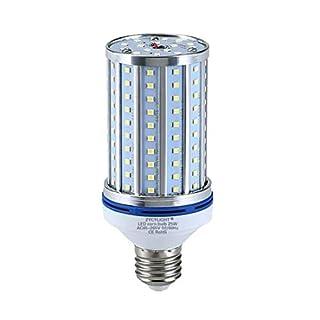 LED Corn Light Bulb, 200 Watt Equivalent LED Bulb, 25W Led Corn Light Bulb, Daylight 6000K, 2000LM E26 / E27 Base, Not-Dimmable,for Photo Light,Warehouse,Garage Lighting, Barn, Patio, etc.…