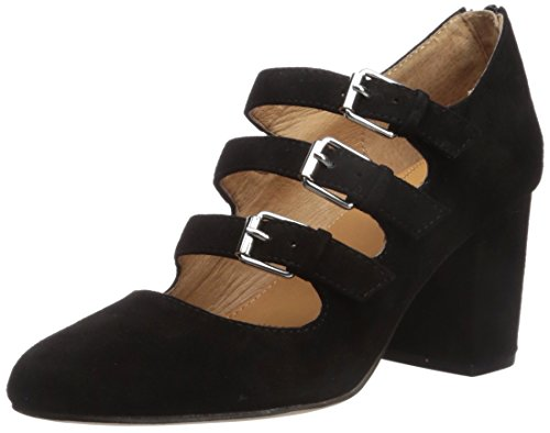 Pump Women's Rogers Como Shoes Black Kid Opportunity Suede Corso wqAXzRnt1