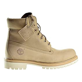 Timberland 6 Inch Premium Waterproof Boot Men's Brown TB0A1BBL