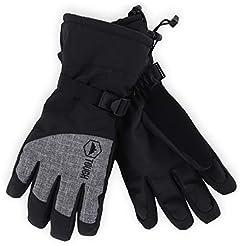 Winter Ski & Snowboard Gloves with Wrist...