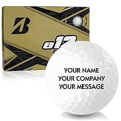 Bridgestone e12 Soft Personalized Golf Balls