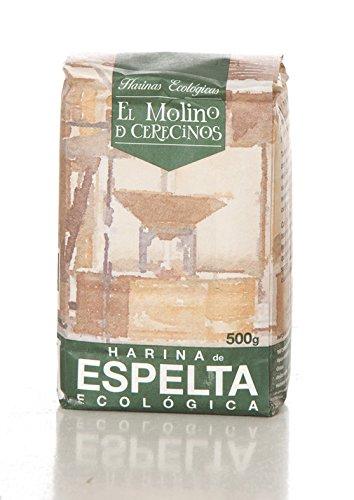 Harina de Espelta Ecológica blanca 500 gr: Amazon.es: Alimentación y bebidas