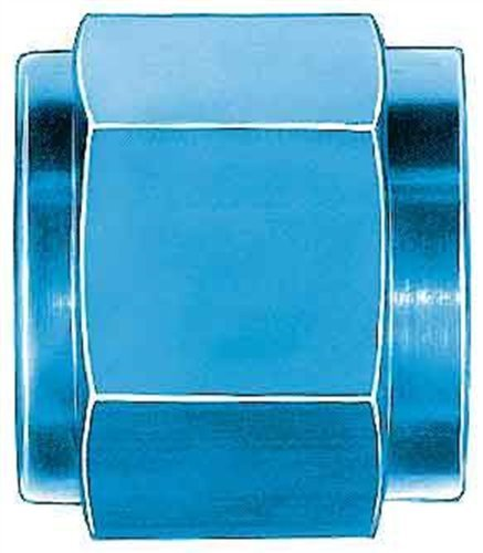 Aeroquip FCM3674 Tube Sleeve -12AN Dash Size Aluminum Blue Anodized 2 Per Package Tube Nut And Tube Sleeve Are Only To Be Used Together Tube Sleeve