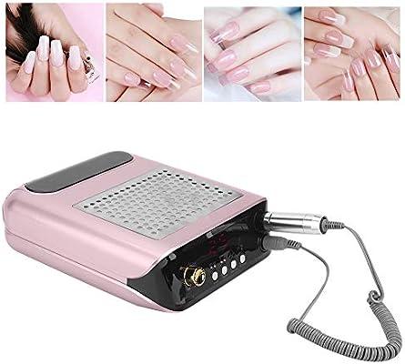 2 en 1 Aspirador de Uñas para Uñas/Manicura/Arte de Uñas/Pedicura ...