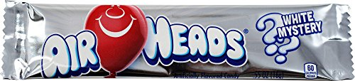 Airheads White Mystery, 0.55-Ounce Packages (Pack of - Air 144