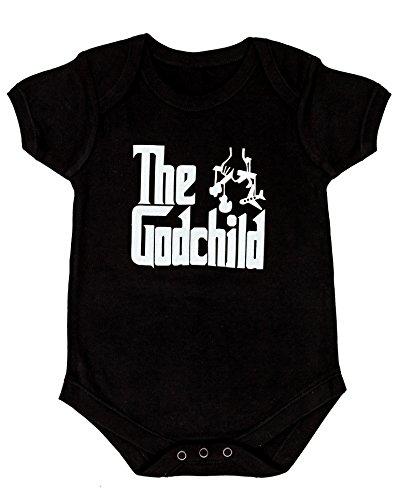 y Bodysuit (Godchild Baby Bodysuit 6-12) [Apparel] (Baptism Onesie)