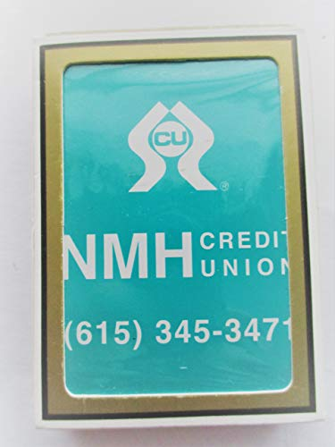 NMH Credit Union Souvenir Deck of Playing Cards