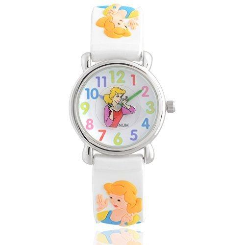 Brinley Co. Girls Princess Design Silicone Watch by Brinley Co (Image #3)