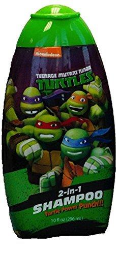 Teenage Mutant Ninja Turtles 2-in-1 Shampoo (2 pack) by BCL  Kids