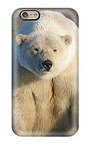 New Style ZippyDoritEduard Polarbears Premium Tpu Cover Case For Iphone 6